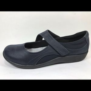 Clarks Cloudsteppers Mary Janes 10M